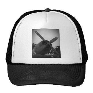 Vintage warplane cap