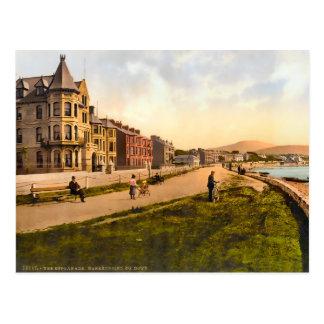 Vintage Warrenpoint Ireland 2015 Calendar Postcard