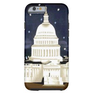 Vintage Washington DC Travel iPhone 6 Case