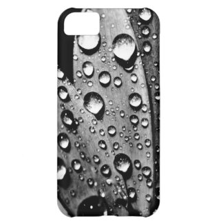 Vintage Water Drops Cool Photography iPhone 5C Cases