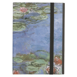 Vintage Water Lilies Monet iPad Air Cases
