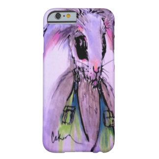 Vintage Watercolor Rabbit iPhone Case