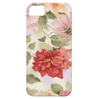 Vintage Watercolor Roses iPhone SE/5/5s Case