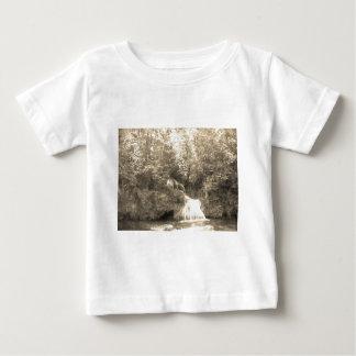 Vintage Waterfall Baby T-Shirt