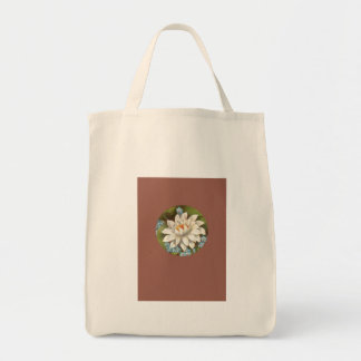 Vintage Waterlilly Bag