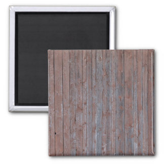Vintage weathered wood wall texture magnet