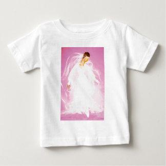 Vintage Wedding Ballet Baby T-Shirt