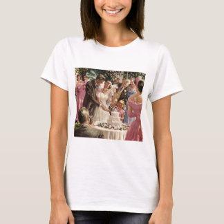 Vintage  Wedding Ceremony T-Shirt