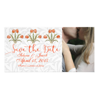Vintage Wedding Collection Save The Date Romantic Card