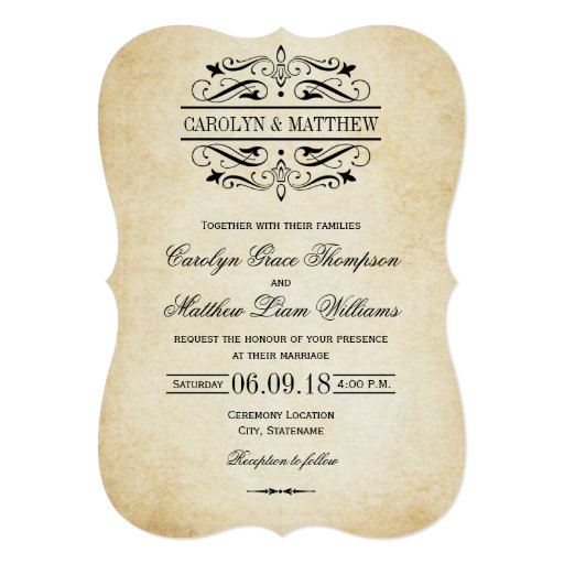 Rustic Wedding Invitations Nz as good invitation example