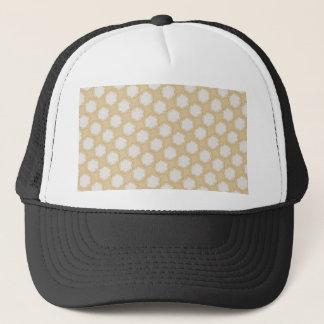 Vintage Wedding Pattern - Customize Trucker Hat