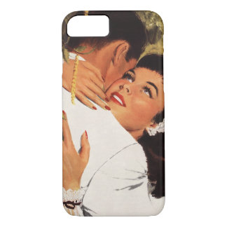 Vintage Wedding Proposal, Love and Romance iPhone 8/7 Case