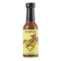 Vintage West Wild Western Cowboy Slim's Hot Sauce