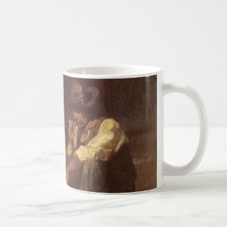 Vintage Western Cowboys, Plains Herder by NC Wyeth Coffee Mug