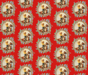 Vintage Cowboy Wrapping Paper | Zazzle