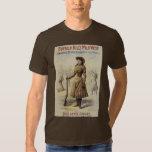 Vintage Western Cowgirl, Miss Annie Oakley Tees