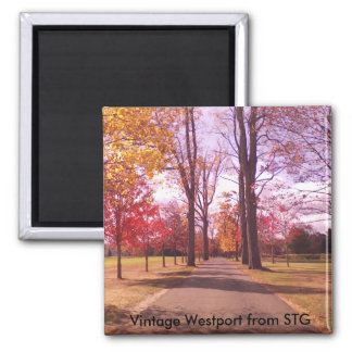 Vintage Westport Magnet - Longshore