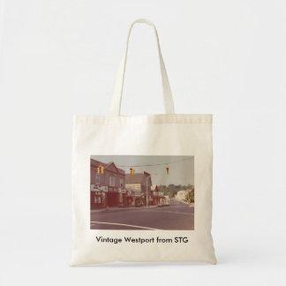 Vintage Westport Tote Bag - Fine Arts Theater