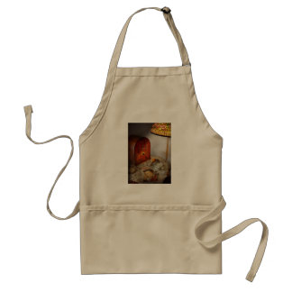 Vintage - What's on the radio tonight Adult Apron