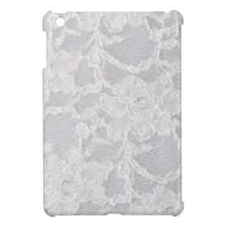 Vintage White Lace Case For The iPad Mini