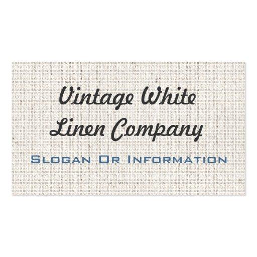 Linen Paper Business Cards 381 Linen Paper Business Card