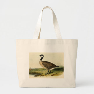 Vintage White Necked Goose Bags