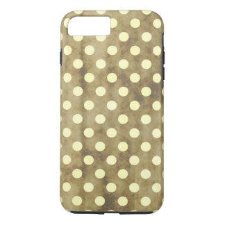Vintage White Polka Dots iPhone 8 Plus/7 Plus Case