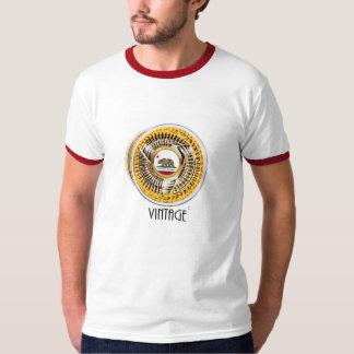 Vintage white/red ringer t-shirt