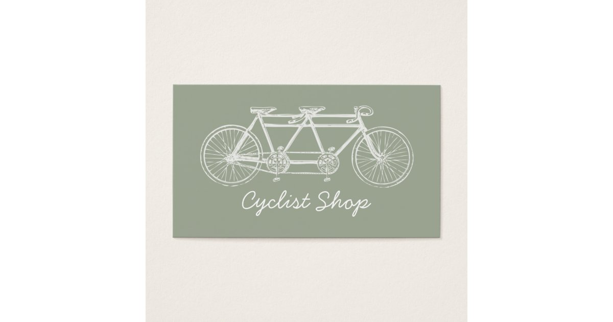 Best Bicycle Business Cards Contemporary - Business Card Ideas ...