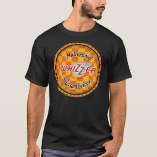 Vintage Whizzer sales and service sign T-Shirt