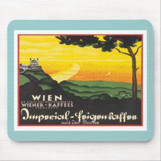 Vintage Wien Austria Mouse Pad