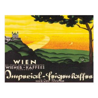 Vintage Wien Austria Postcard