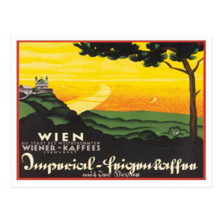 Vintage Wien Austria Postal