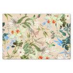 """Vintage Wildflowers Pattern 10"""" X 15"""" Tissue Paper"""