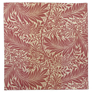 Vintage William Art Napkin