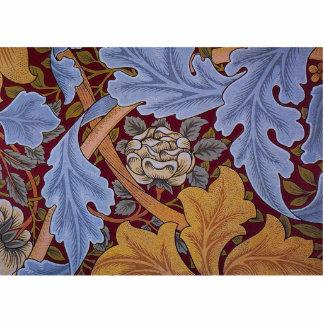 Vintage William Morris Acanthus Design Cut Outs