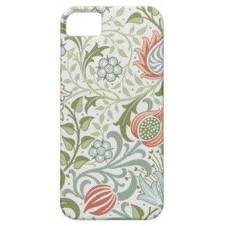 Vintage William Morris Floral Wallpaper iphone iPhone SE/5/5s Case