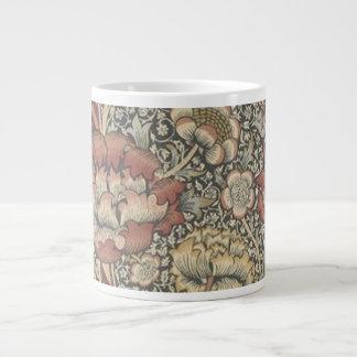 Vintage William Morris Pre Raphaelite Art Large Coffee Mug