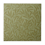 Vintage Willow William Morris Wallpaper Design Tile