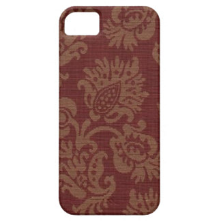 Vintage Wine Floral Case-Mate iPhone 5 iPhone SE/5/5s Case