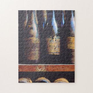 Vintage Wine Jigsaw Puzzle