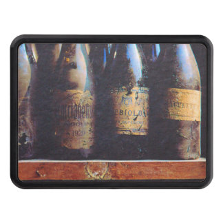 Vintage Wine Trailer Hitch Covers