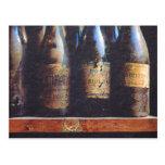 Vintage Wine Postcard