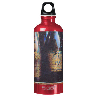 Vintage Wine Water Bottle