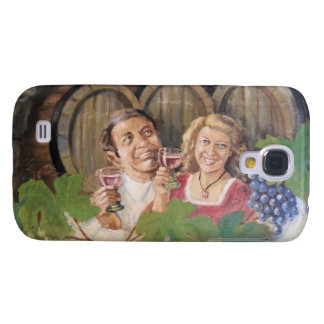 Vintage Winery Samsung cases