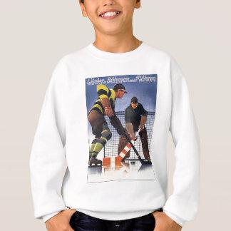 Vintage Winter in Bohmen Sweatshirt