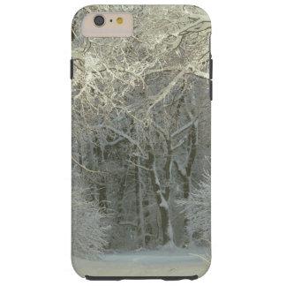 Vintage Winter Tough iPhone 6 Plus Case