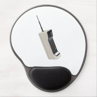 Vintage Wireless Cellular Phone Gel Mousepad