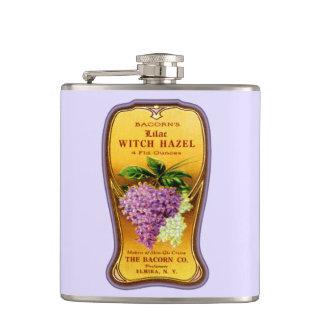 Vintage Witch Hazel Flasks