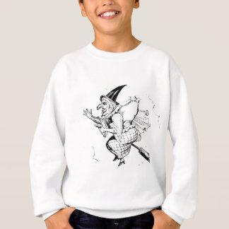 Vintage Witch illustration Sweatshirt